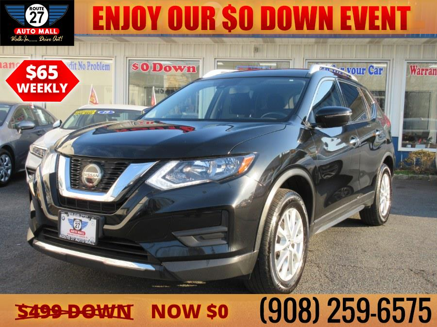 Used 2020 Nissan Rogue in Linden, New Jersey   Route 27 Auto Mall. Linden, New Jersey