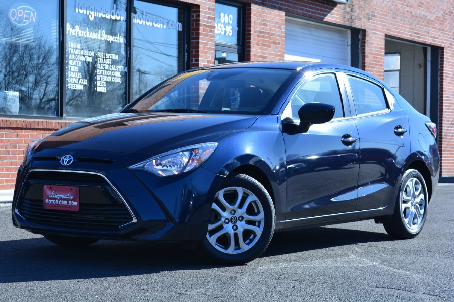 Used 2018 Toyota Yaris iA in ENFIELD, Connecticut | Longmeadow Motor Cars. ENFIELD, Connecticut