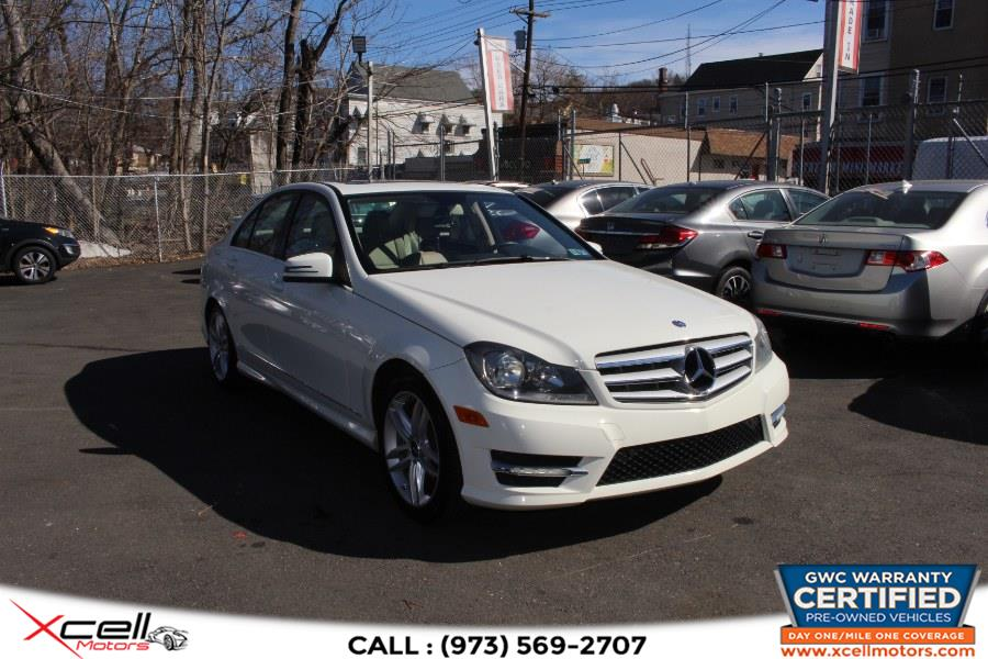 Used 2012 Mercedes-Benz C-Class 4MATIC in Paterson, New Jersey | Xcell Motors LLC. Paterson, New Jersey