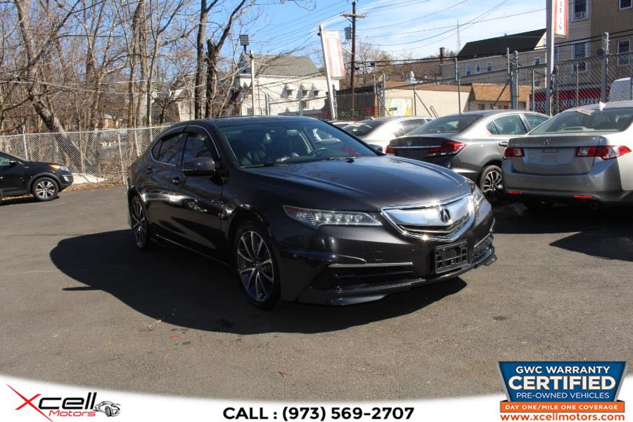 Used 2015 Acura TLX in Paterson, New Jersey | Xcell Motors LLC. Paterson, New Jersey