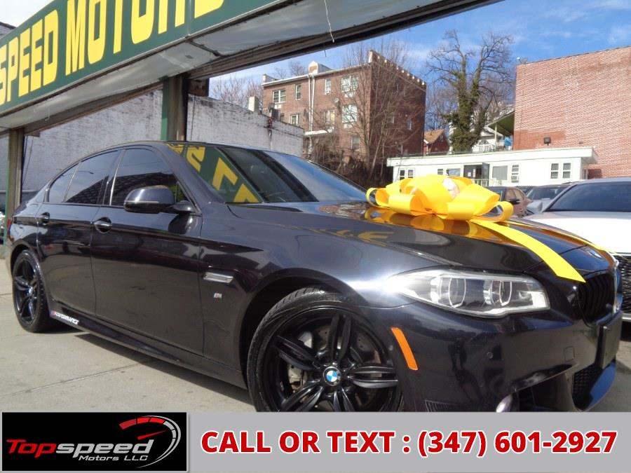 Used 2016 BMW 535i xDrive AWD in Jamaica, New York | Top Speed Motors LLC. Jamaica, New York