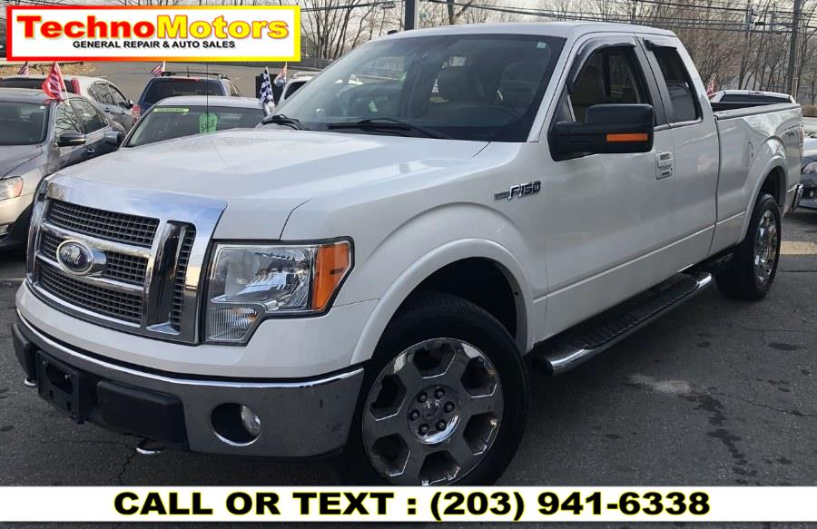 "Used Ford F-150 4WD SuperCab 145"" Lariat 2009 