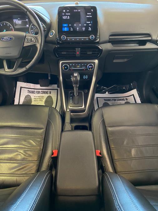 Used Ford EcoSport Titanium FWD 2018   Autovanta. Massapequa Park, New York