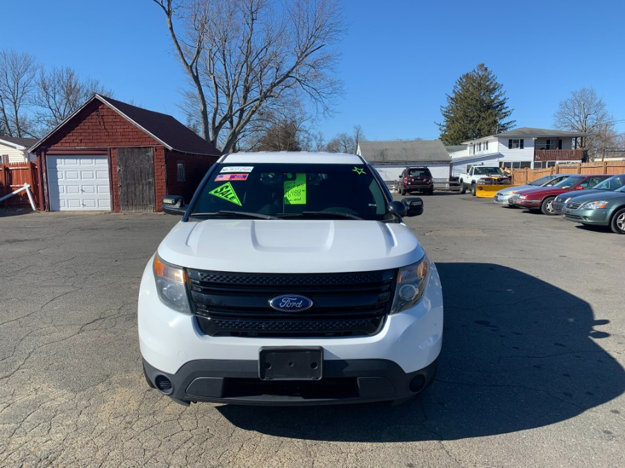 Used 2014 Ford Utility Police Interceptor in East Windsor, Connecticut | CT Car Co LLC. East Windsor, Connecticut