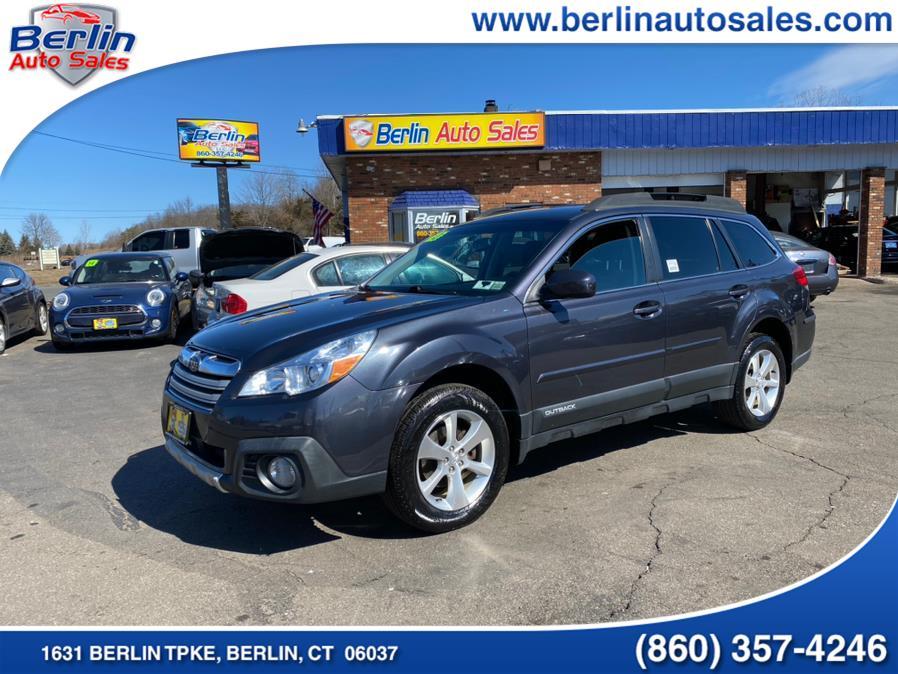 Used 2013 Subaru Outback in Berlin, Connecticut | Berlin Auto Sales LLC. Berlin, Connecticut