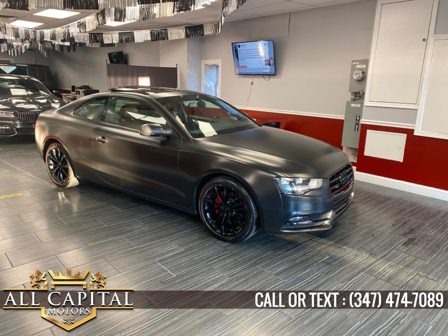 Used 2014 Audi A5 in Brooklyn, New York | All Capital Motors. Brooklyn, New York