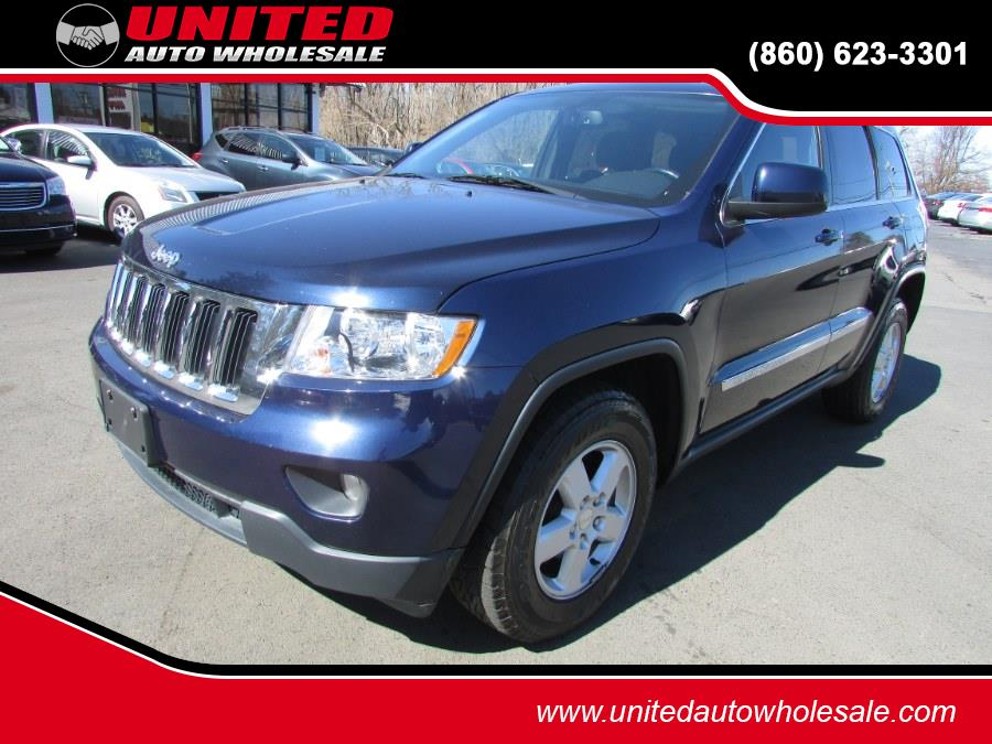 Used Jeep Grand Cherokee 4WD 4dr Laredo 2012 | United Auto Sales of E Windsor, Inc. East Windsor, Connecticut