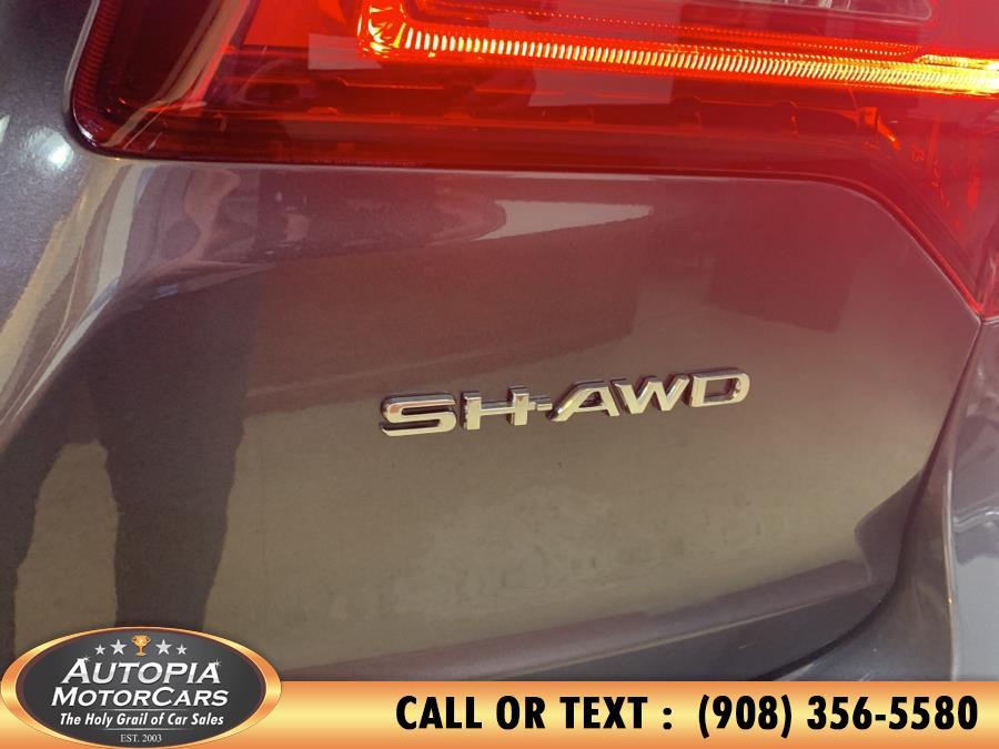 Used Acura MDX SH-AWD 2018   Autopia Motorcars Inc. Union, New Jersey