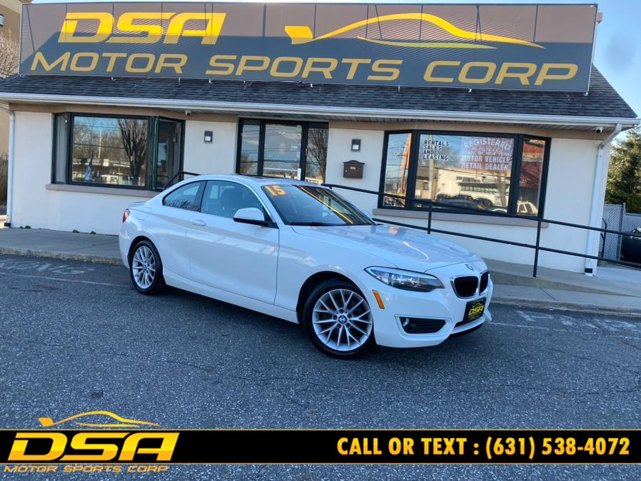 Used 2015 BMW 2 Series in Commack, New York | DSA Motor Sports Corp. Commack, New York