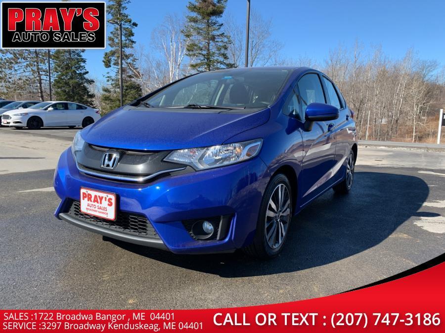 Used Honda Fit EX Manual 2017 | Pray's Auto Sales . Bangor , Maine
