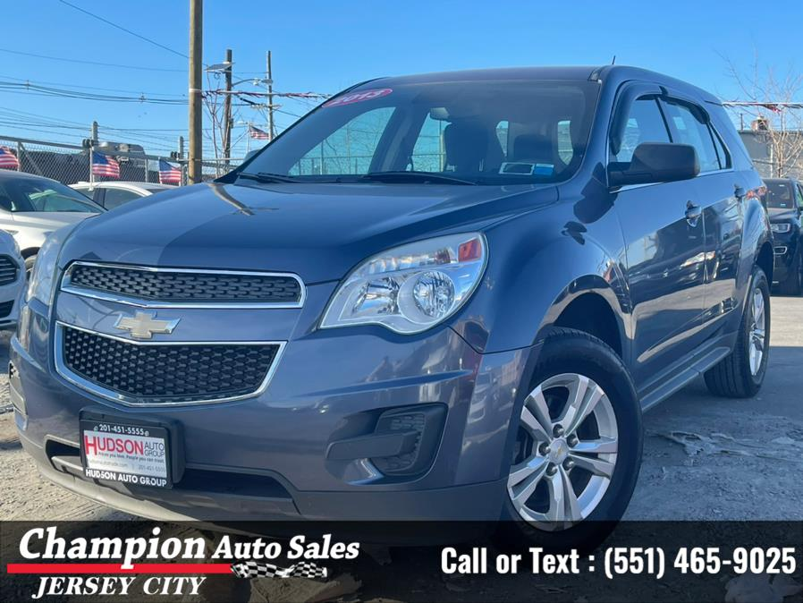 Used 2013 Chevrolet Equinox in Jersey City, New Jersey | Champion Auto Sales. Jersey City, New Jersey