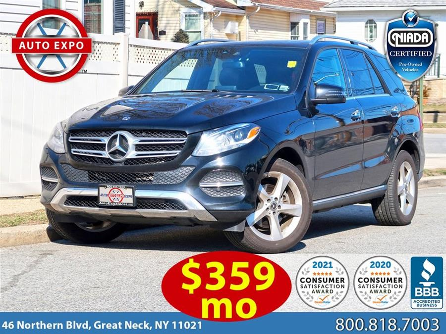 Used 2018 Mercedes-benz Gle in Great Neck, New York | Auto Expo Ent Inc.. Great Neck, New York