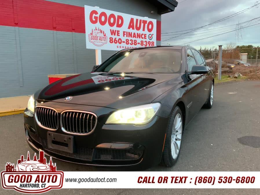 Used BMW 7 Series 4dr Sdn 750Li xDrive AWD 2014 | Good Auto LLC. Hartford, Connecticut