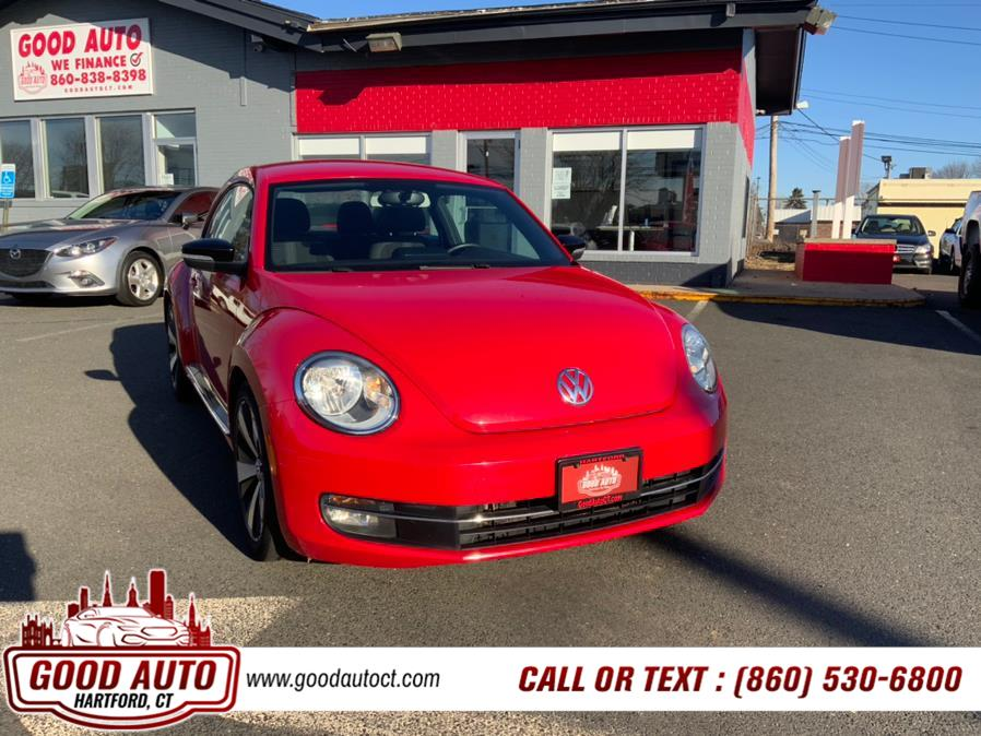 Used Volkswagen Beetle 2dr Cpe Man 2.0T Turbo PZEV 2012 | Good Auto LLC. Hartford, Connecticut