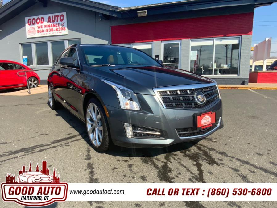 Used Cadillac ATS 4dr Sdn 3.6L Premium AWD 2013   Good Auto LLC. Hartford, Connecticut