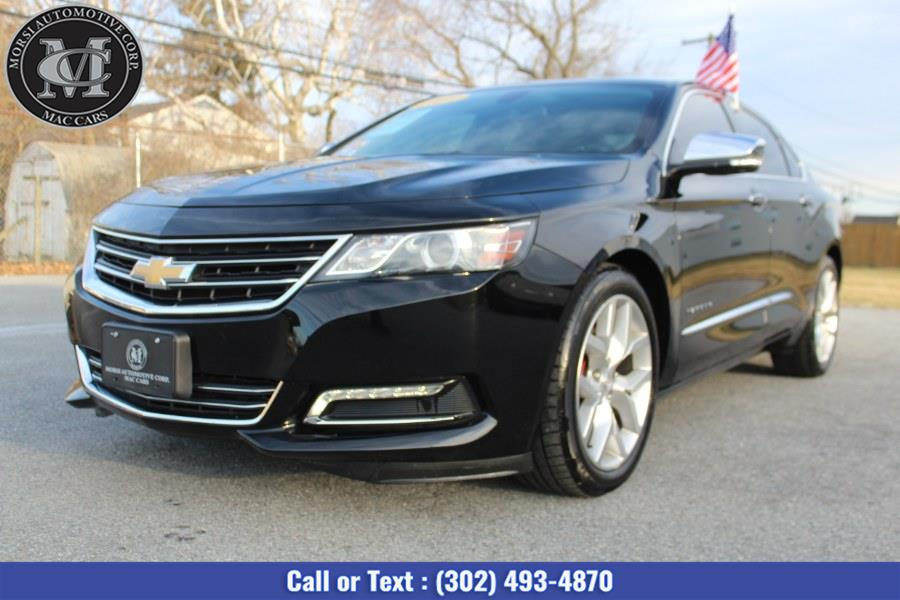 Used Chevrolet Impala 4dr Sdn Premier w/2LZ 2019 | Morsi Automotive Corp. New Castle, Delaware