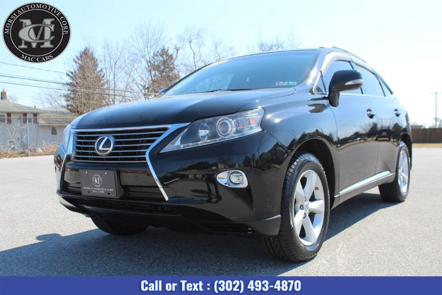 Used Lexus RX 350 AWD 4dr 2015 | Morsi Automotive Corp. New Castle, Delaware
