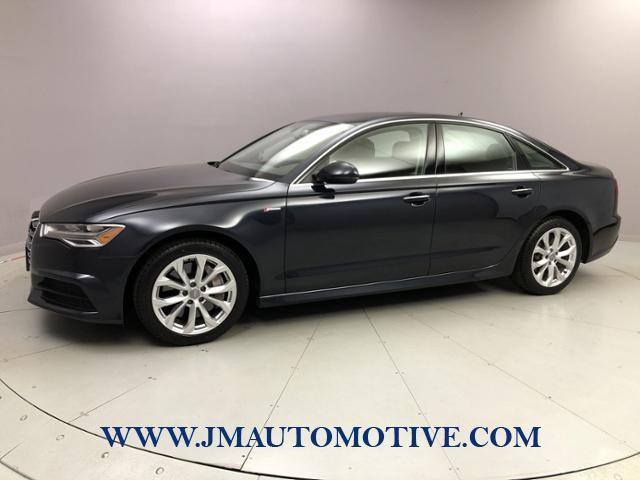 Used 2017 Audi A6 in Naugatuck, Connecticut | J&M Automotive Sls&Svc LLC. Naugatuck, Connecticut