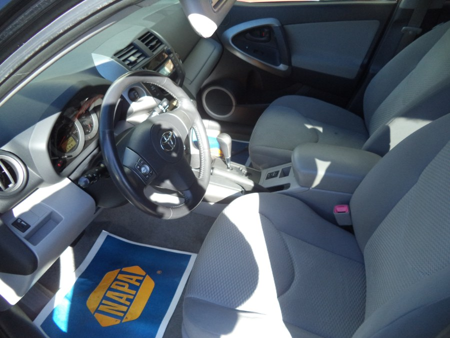 Used Toyota RAV4 4WD 4dr 4-cyl Limited (Natl) 2007 | Riverside Motorcars, LLC. Naugatuck, Connecticut