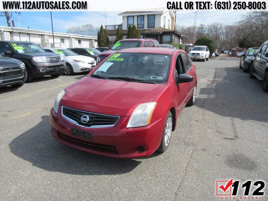 Used Nissan Sentra 4dr Sdn I4 CVT 2.0 S 2010 | 112 Auto Sales. Patchogue, New York