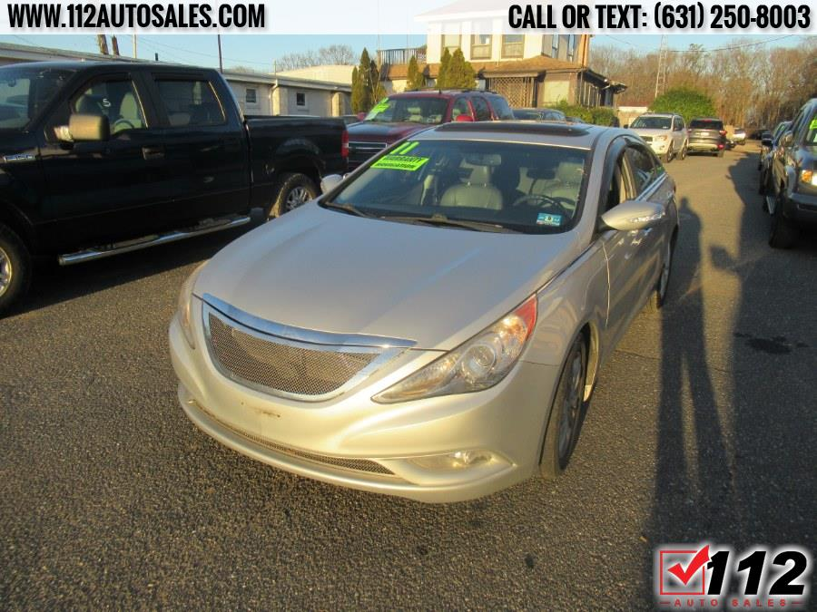 Used Hyundai Sonata 4dr Sdn 2.4L Auto SE 2011 | 112 Auto Sales. Patchogue, New York