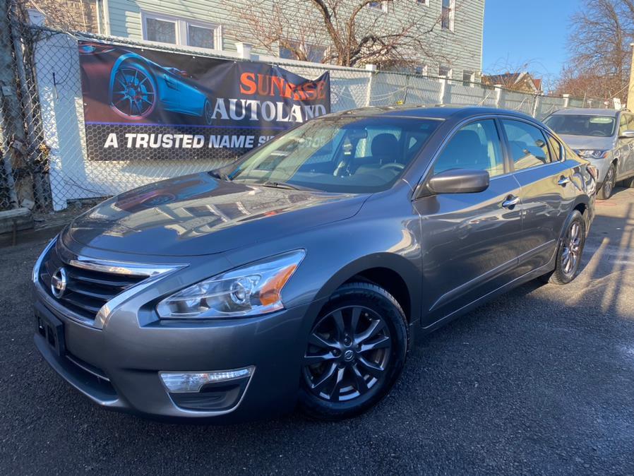 Used 2015 Nissan Altima in Jamaica, New York | Sunrise Autoland. Jamaica, New York