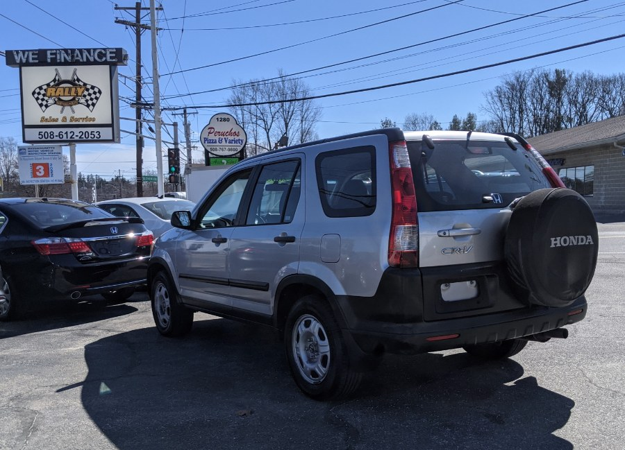 Used Honda CR-V 4WD LX AT 2005 | Rally Motor Sports. Worcester, Massachusetts