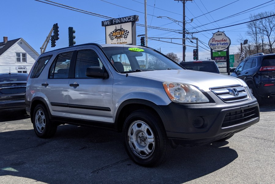 Used 2005 Honda CR-V in Worcester, Massachusetts | Rally Motor Sports. Worcester, Massachusetts