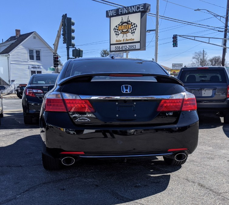 Used Honda Accord Sdn 4dr V6 Auto EX-L 2013 | Rally Motor Sports. Worcester, Massachusetts