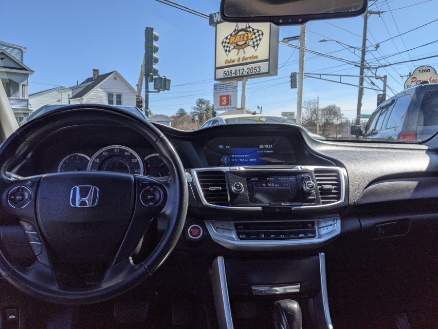 Used Honda Accord Sdn 4dr V6 Auto EX-L 2013   Rally Motor Sports. Worcester, Massachusetts