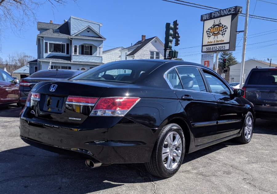 Used Honda Accord Sdn 4dr I4 Auto SE 2012 | Rally Motor Sports. Worcester, Massachusetts