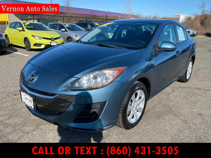 Used 2010 Mazda Mazda3 in Manchester, Connecticut | Vernon Auto Sale & Service. Manchester, Connecticut