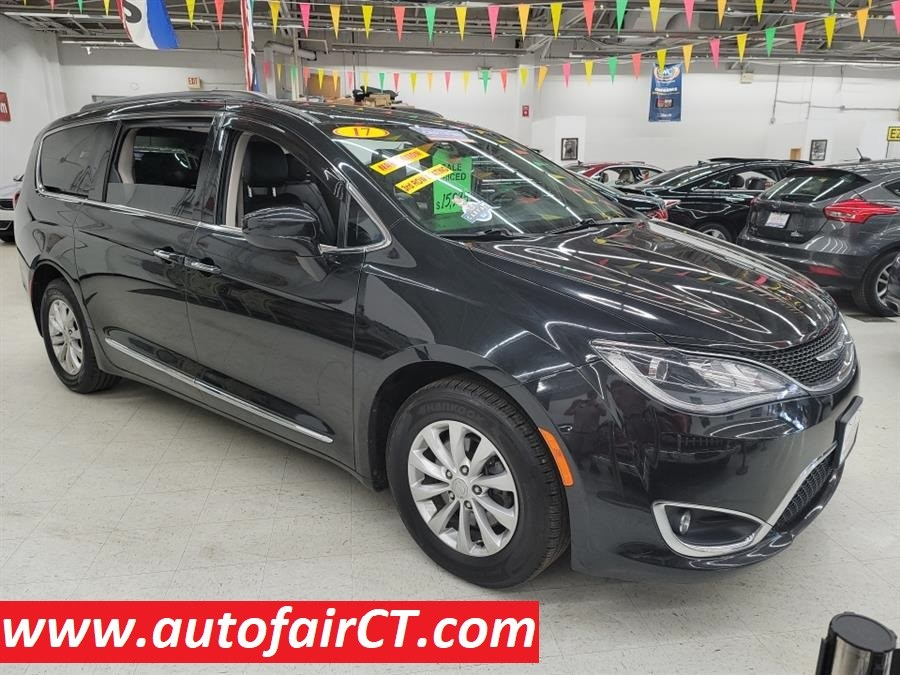Used Chrysler Pacifica Touring-L 4dr Wgn 2017