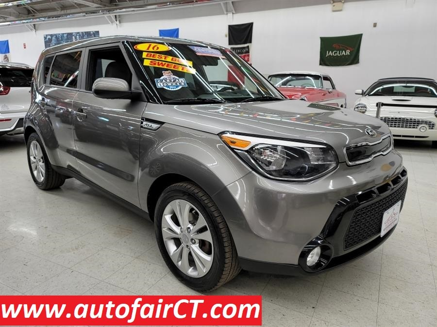 Used 2016 Kia Soul in West Haven, Connecticut