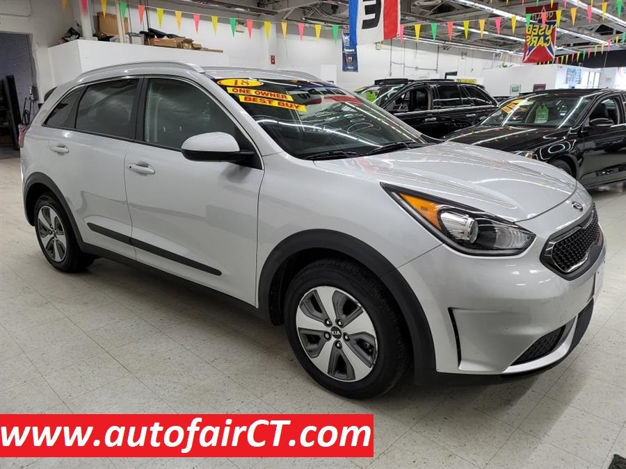 Used 2018 Kia Niro in West Haven, Connecticut