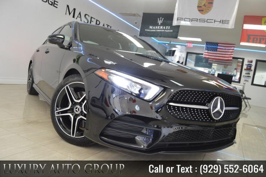 Used 2019 Mercedes-Benz A-Class in Bronx, New York | Luxury Auto Group. Bronx, New York