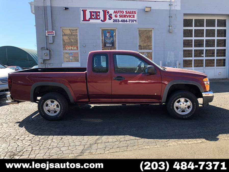 Used 2007 Chevrolet Colorado in North Branford, Connecticut | LeeJ's Auto Sales & Service. North Branford, Connecticut