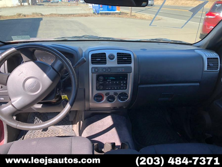"Used Chevrolet Colorado 4WD Ext Cab 125.9"" LT w/1LT 2007 