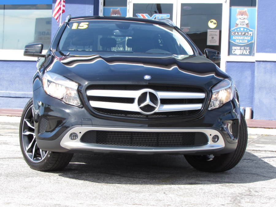 Used Mercedes-Benz GLA-Class FWD 4dr GLA250 2015 | VIP Auto Enterprise, Inc. Orlando, Florida