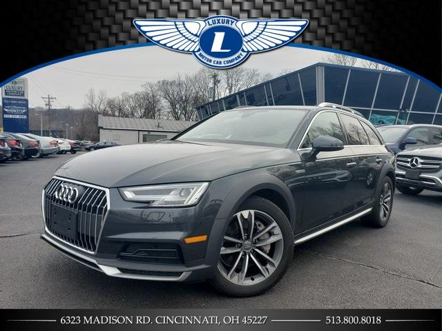 Used 2018 Audi A4 Allroad in Cincinnati, Ohio | Luxury Motor Car Company. Cincinnati, Ohio