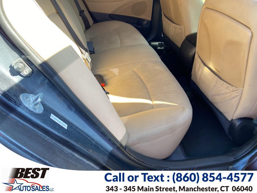 Used Hyundai Sonata 4dr Sdn 2.4L Auto GLS PZEV 2011 | Best Auto Sales LLC. Manchester, Connecticut