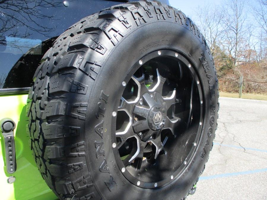 Used Jeep Wrangler Unlimited Sport 4x4 2017   South Shore Auto Brokers & Sales. Massapequa, New York