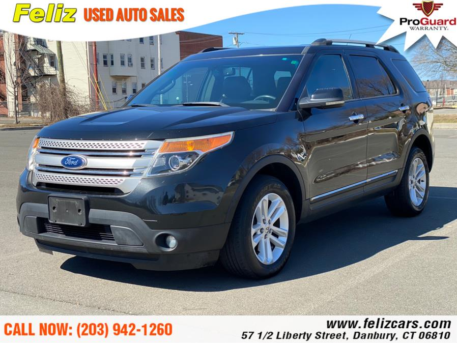Used 2011 Ford Explorer in Danbury, Connecticut | Feliz Used Auto Sales. Danbury, Connecticut