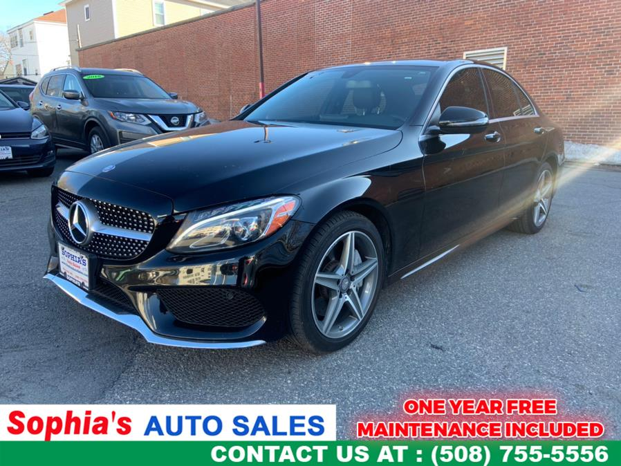 Used 2016 Mercedes-Benz C-Class in Worcester, Massachusetts | Sophia's Auto Sales Inc. Worcester, Massachusetts