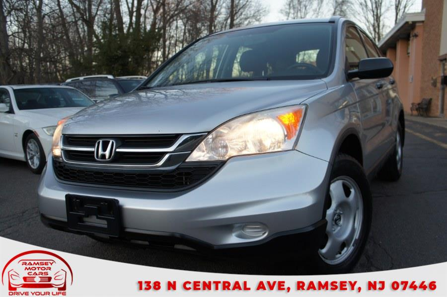 Used Honda CR-V 4WD 5dr LX 2011 | Ramsey Motor Cars Inc. Ramsey, New Jersey