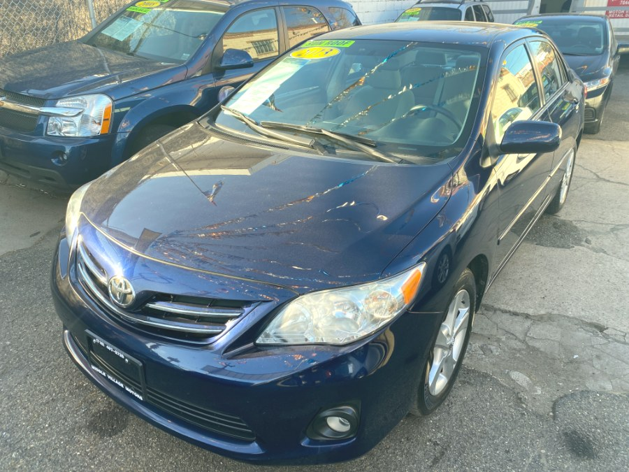 Used Toyota Corolla 4dr Sdn Auto LE (Natl) 2013 | Middle Village Motors . Middle Village, New York