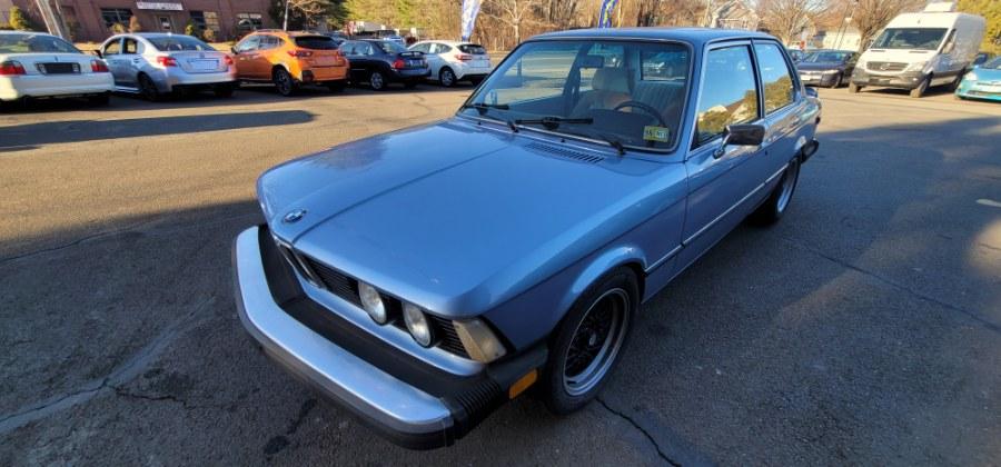 Used BMW 320i 5-speed 1977   Dealmax Motors LLC. Bristol, Connecticut