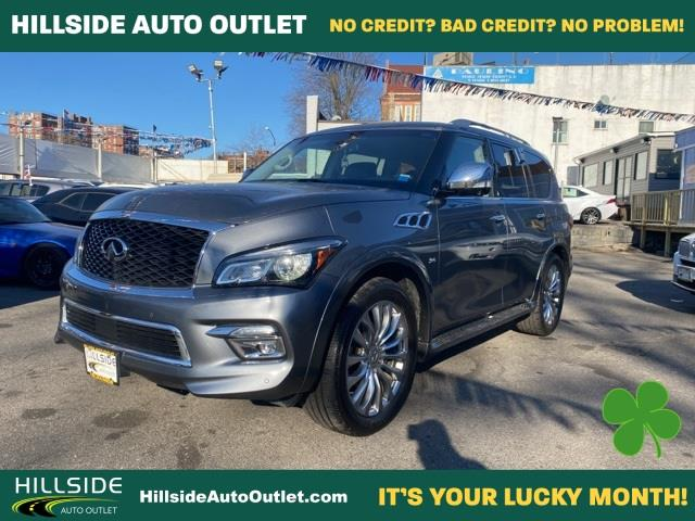 Used Infiniti Qx80 Base 2015 | Hillside Auto Outlet. Jamaica, New York