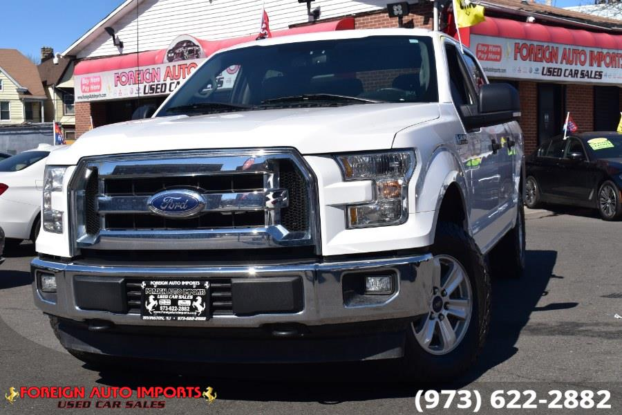 Used 2017 Ford F-150 in Irvington, New Jersey | Foreign Auto Imports. Irvington, New Jersey