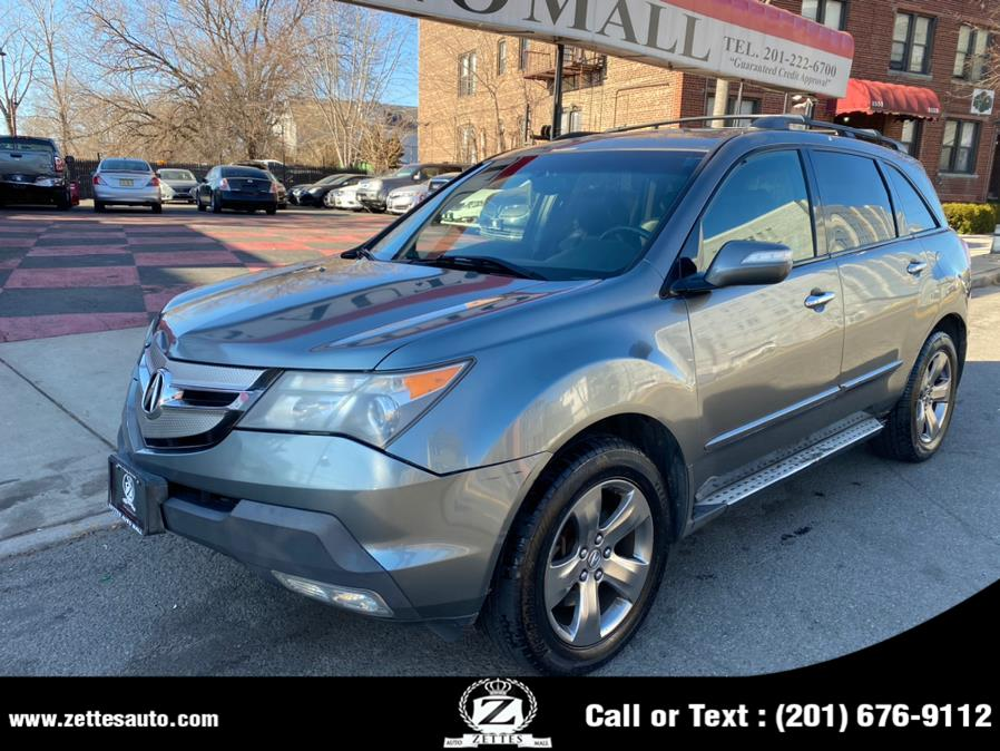 Used Acura MDX 4WD 4dr Sport/Pwr Tail Gate 2008 | Zettes Auto Mall. Jersey City, New Jersey